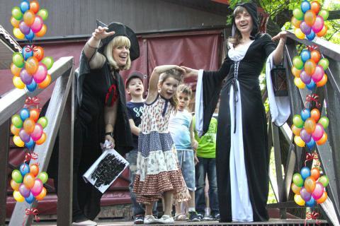 Квест для детей на день рождения