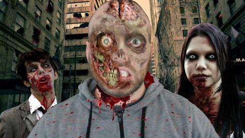 Детский квест Зомби оживают в полночь или Зомби Апокалипсис в Саратове
